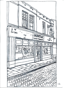 St Ives Colouring book